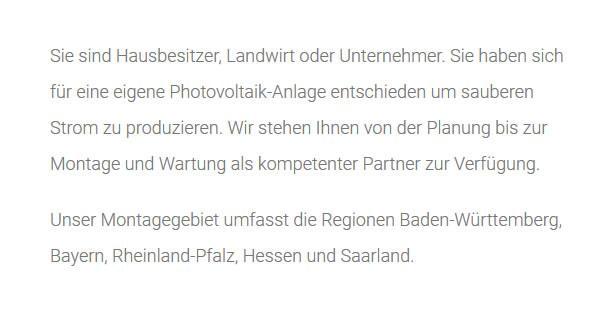 Solaranlage, Photovoltaikanlage kaufen aus 85354 Freising